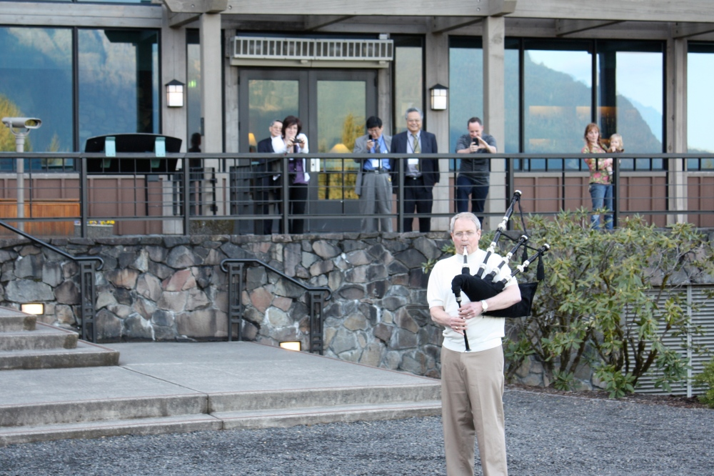 Bagpipes at Skamania 058